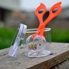 Kinder Schule Anlage Insekt Biologie Studie Werkzeug Set Kunststoff Scissor Clamp Pinzette Outdoor Natur Exploration Spielzeug Kit für Kinder