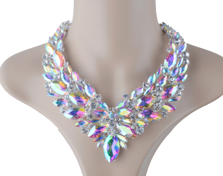Stop118 Jewelry Necklace Bridal 10