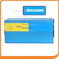 CE,RoHS,SGS Approved,Off Grid/High Frequency/ 12v 24v 48v to 220v 2500w Pure Sine Wave Onduleur