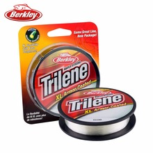 Original Berkley Trilene XL Armor Coated 220yd 201m Clear Color Fishing Line Nylon Line Filler Spools