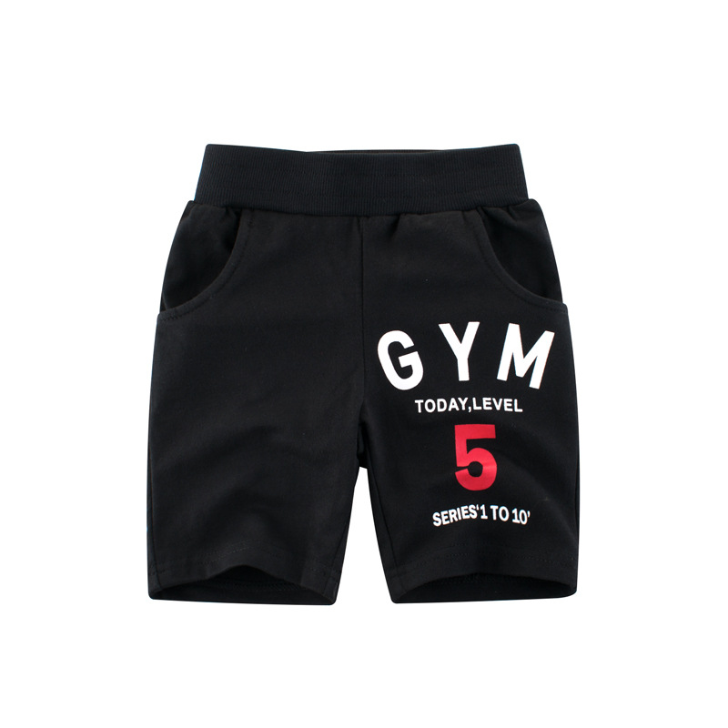 VIDMID Children's cotton shorts Summer Baby Boys Trousers Kids Shorts Baby Boy Girl Jeans Shorts Solid Kids trousers 4037 27 4