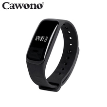 C1 Bluetooth Smart Wristband Bracelet Smartband Heart Rate Monitor Pulse Blood Pressure Smart bracelet for Apple Android Phone