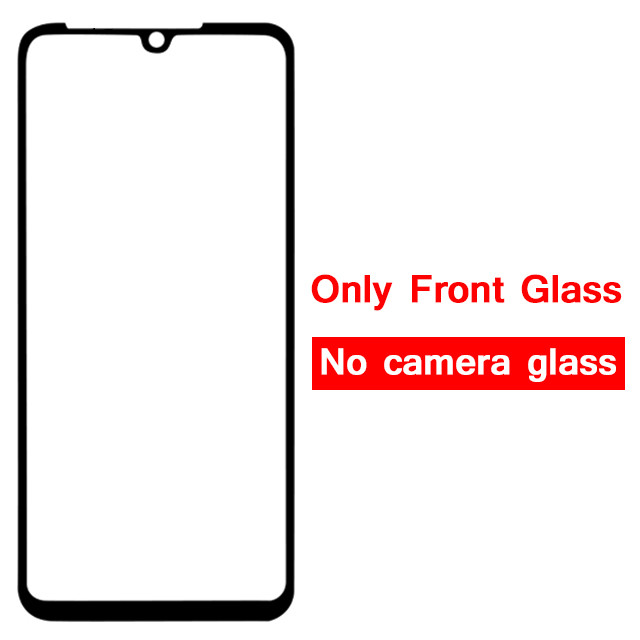 Only Front Glass