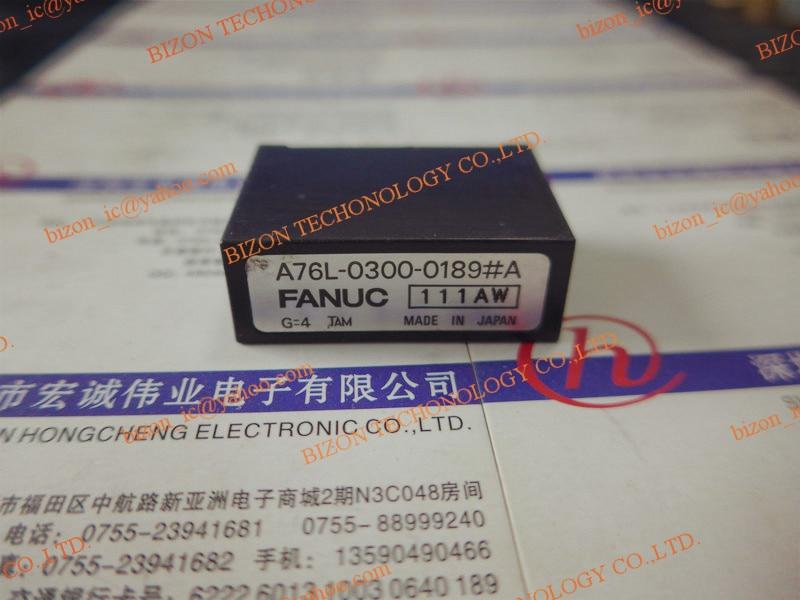 ONE A76L-0300-0189#A A76L-0300-0189 GE FANUC MODULE FEE SHIP
