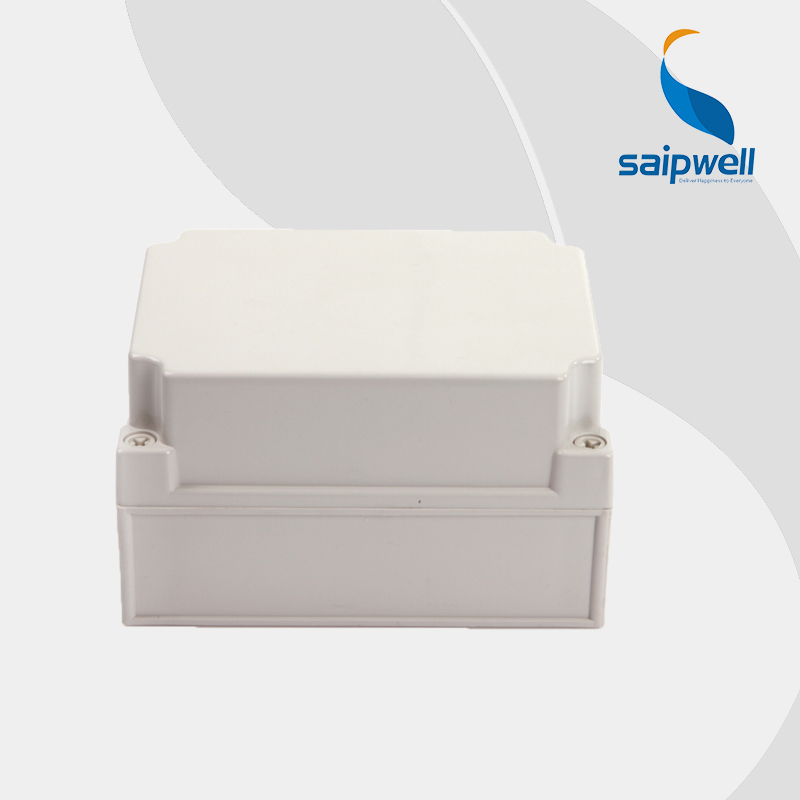 DS AG 1217 1 ABS Material Waterproof Box Distribution Box IP66 Enclosure With Panel 125 175