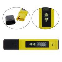 Auto Calibration Mini Digital Pocket Pen Type PH Meter Multimeter Tester Hydro New 2017