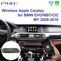 Joyeauto WIFI Wireless Apple Carplay Car Play for BMW CIC NBT EVO 1 2 3 4 5 7 Series X1 X3 X4 X5 X6 MINI Android Auto Mirroring