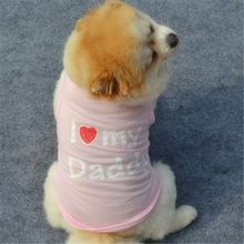 MOMMY Printed Clothing For Dogs