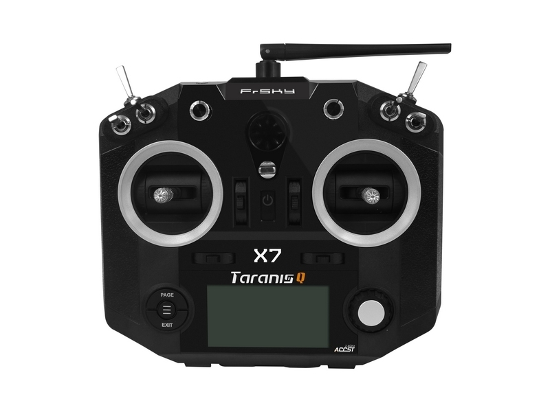 Image 3 - FrSky ACCST Taranis Q X7 QX7 2.4GHz 16CH Transmitter For RC Multicopter FRSKY X7-in Parts & Accessories from Toys & Hobbies