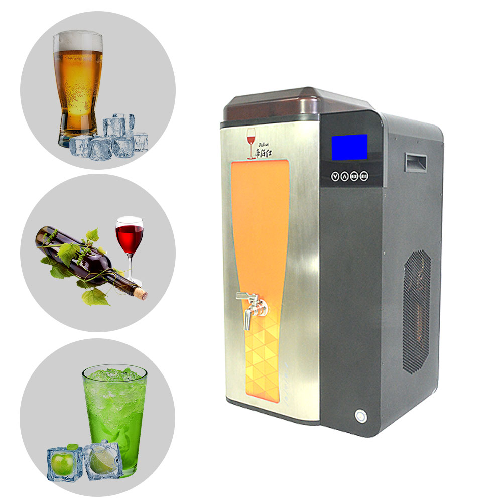 Automatic Craft Beer Machine Beer Making Equipment Beer Kit 10L Homebrew Beer Brewing Brewery image