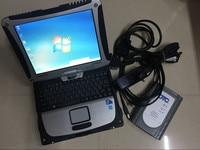 Otc it3 для ТОЙОТА диагностика программного обеспечения, установленного в ноутбуке CF 19 сенсорный экран готов к использованию Global Techstream GTS разъ