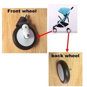 Image 2 - Yoya Yoya Plus poussette originale, roues avant et arrière, en caoutchouc, accessoires pour poussette pour enfants