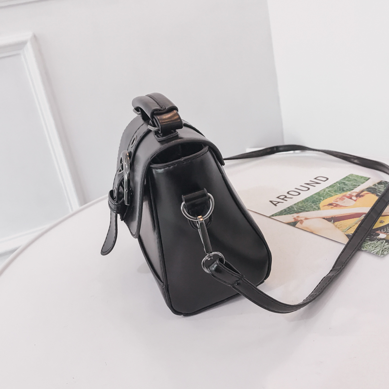 NUOYUFAN women bag 2018 South Korea's super-fire on the new fashion girl small satchel wild retro handbag casual shoulder bag 4