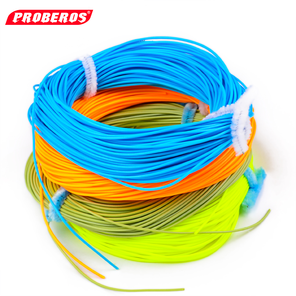 Buy 100ft weight forward fly fishing line for Fly fishing line