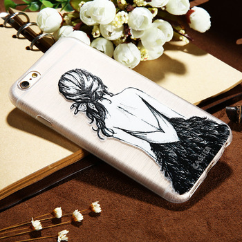 Fashion Patterned Phone Cases For All iPhone 1