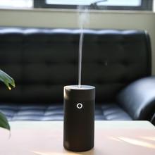цена на 55Ml White Mini Car Usb Essential Oil Aroma Diffuser Ultrasonic Air Humidifier Aromatherapy Mist Maker