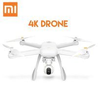 Original XIAOMI Mi Drone 4K HD 30FPS WiFi FPV 5GHz 3 Axis Gimbal Quadcopter with Remote Control 4K Version