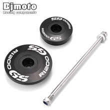 BJMOTO Motorcycle Hole Cover Rear Wheel Fork Decoration Cap Bracket Protector For BMW R1200GS LC 13-19 R 1200 GS ADV 14-19