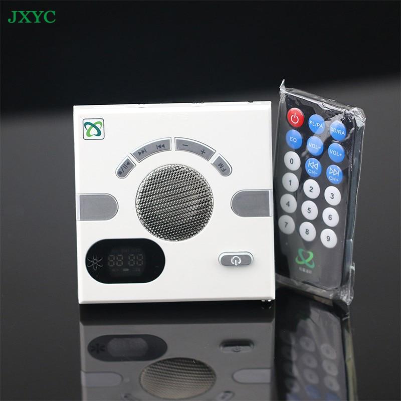 Beautiful Aliexpress.com : Buy JXYC Portable Wall Mount Speaker Mini Design Multi  Functional FM Radio Stereo Speaker Socket Panel Loudspeaker Box From  Reliable Wall ...