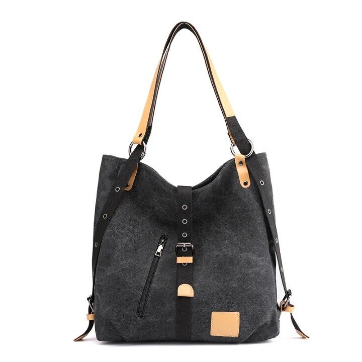 ff4579e35ede Buy now    Women Handbags Female Canvas Bags Ladies Hand Bags For Women 2018  New Lady Vintage Casual Tote Bag Designer Luxury Brand Handbag-in Top-Handle  ...