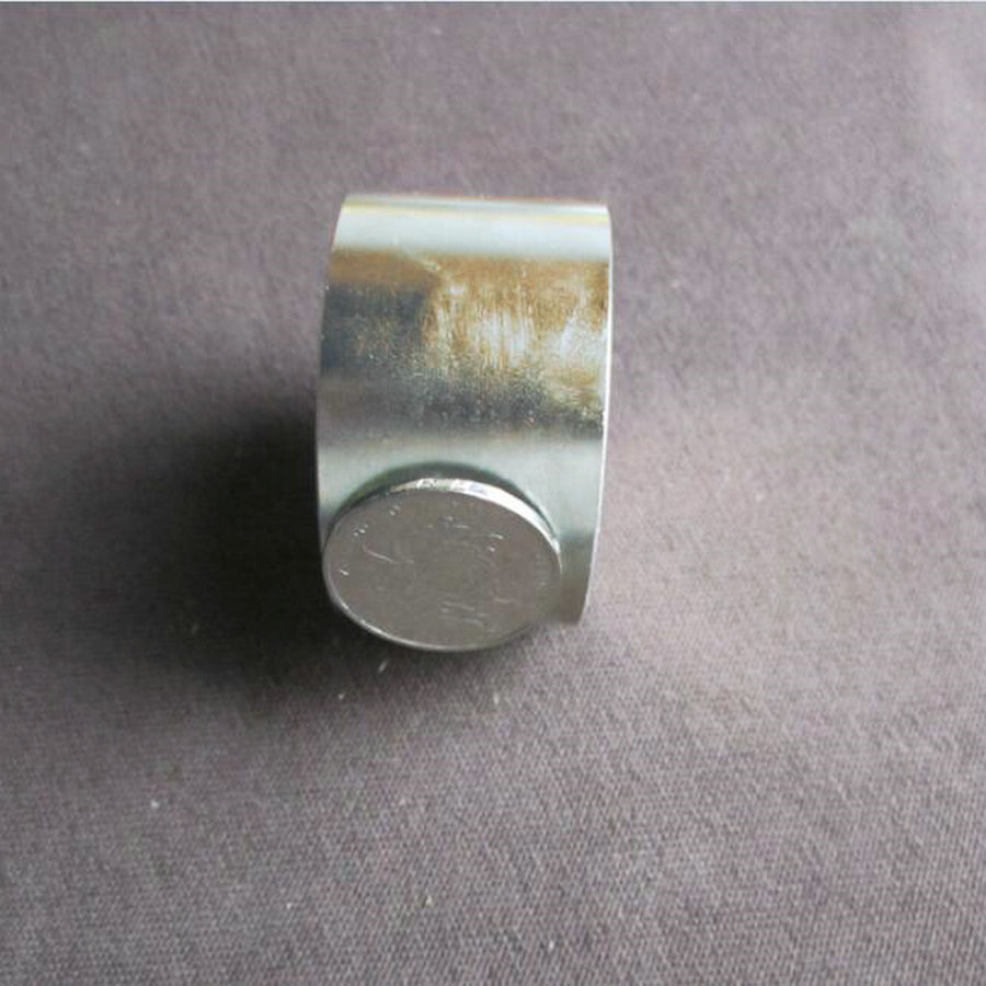 Image 5 - 1pcs N52 Dia 50x30 mm hot sale round magnet super Strong Rare Earth Neodymium Magnetic wholesale 50*30mm free shipping-in Magnetic Materials from Home Improvement