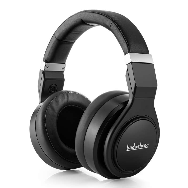 Professional DJ Headphones Studio Monitor Headset Smartphone Tablet Laptop PC and for Mac With Hi Fi Adapter For Home Audio Sys oneodio professional studio headphones dj stereo headphones studio monitor gaming headset 3 5mm 6 3mm cable for xiaomi phones pc