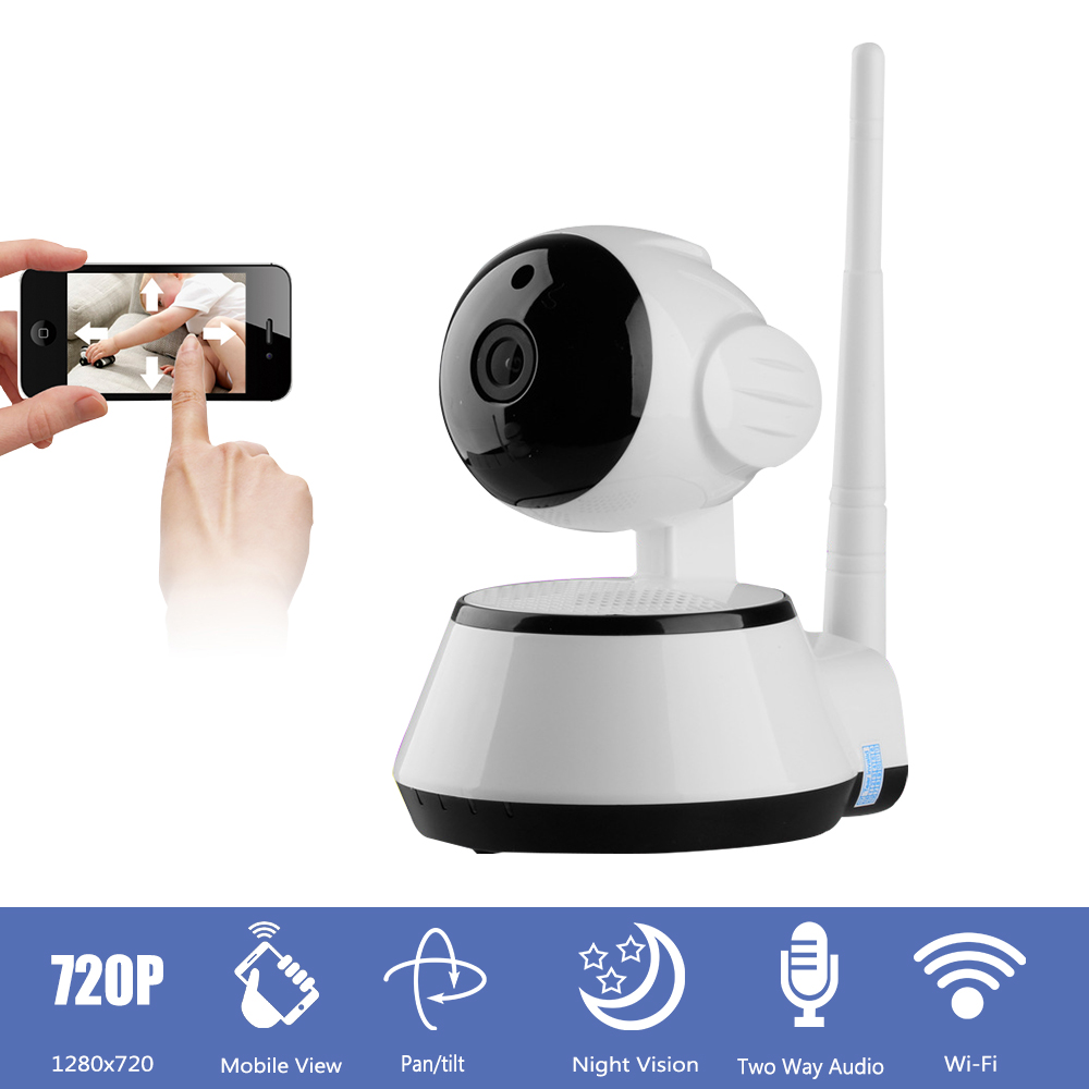 Home Mini IP Camera Wireless Surveillance CCTV Security HD 720P Wifi IP Camera infrared Night Vision Two Way Audio Yoosee Camera