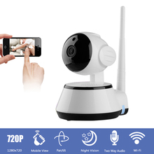 hot deal buy home mini ip camera wireless surveillance cctv security hd 720p wifi ip camera infrared night vision two way audio yoosee camera