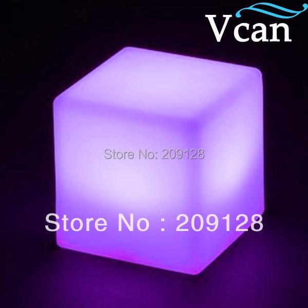 100% 10*10*10cm waterproof IP68 led light cube swimming pool lamp VC-A100 10 1118594