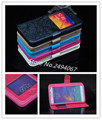 For Asus pegasus 2 plus x550 Case Luxury Leather Silicone Flip Case1 with Window View TPU and Kickstand Cover