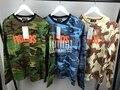VLONE Virgil Abloh Friends Men Women hoodies Camouflage Big V Hip Hop YEEZY SEASON 3 Skateboard 1:1 High Quality Vlone Hoodies