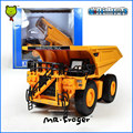 Mr.Froger Mining Truck model Refined alloy Engineering Construction vehicles truck Decoration Classic children Toy gift collect
