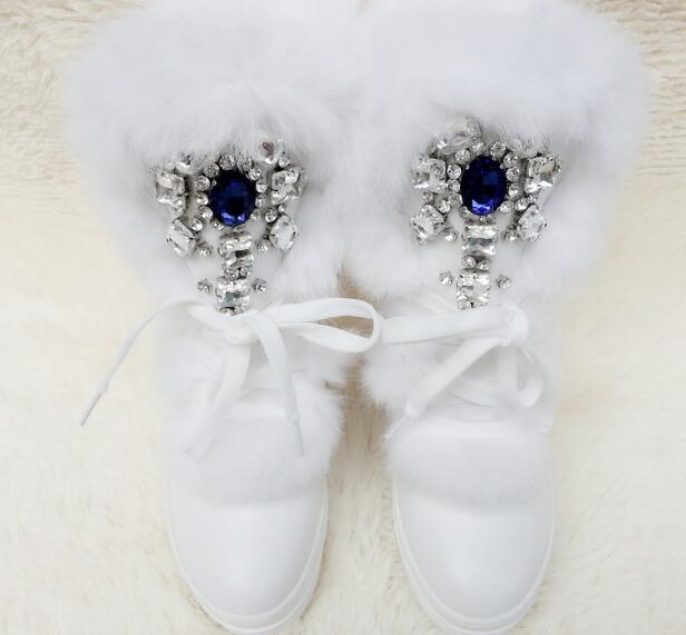 Blanc Bottines Cristal Bottes Lacets De À Picture 2018 Femmes as Conception As Cuir Croissante Noir Chaussures Picture Hiver Hauteur En Chaud Luxe fOqgnwAx8
