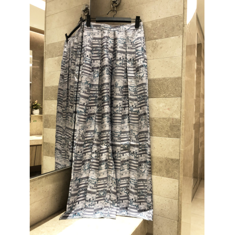 2019 new fashion summer casual trousers silk women s pants trousers women s street casual pants