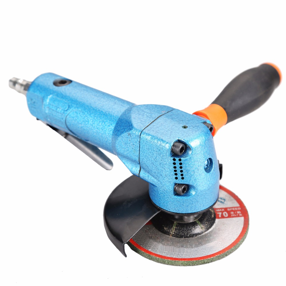 цена на ST-32 4'' Pnuematic Angle Grinder Edge Series Air Angle Grinder Industrial Pneumatic Angle Grinder Tools