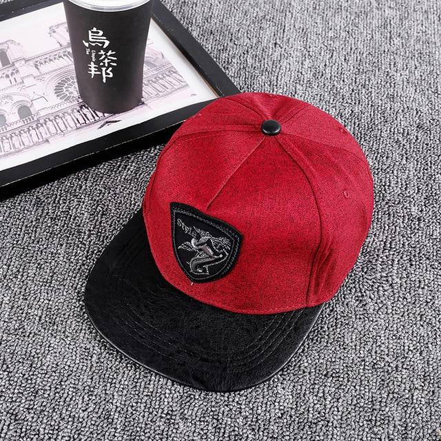 Woman Summer Hiphop Hat...