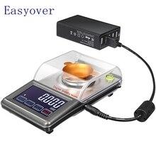 0 001g 20g Pocket Jewelry Scale Carat Balance Mini Electronic White Backlight Weight Balance Touch Gem