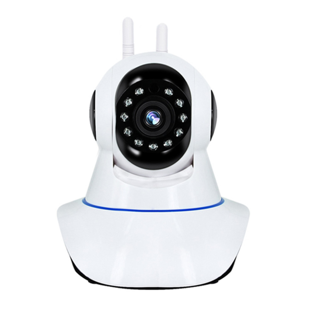 Wireless 1080P 360 Degree Panoramic Pan Tilt Home Smart WiFi Network Camera Monitor Webcam Night Vision for Baby Security
