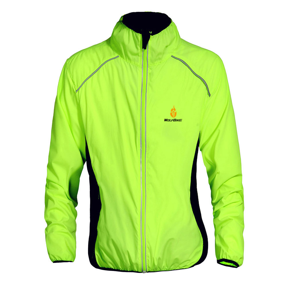 Tour de France Cycling Jerseys Bicycle Bike Jacket Sport Riding Wind Coat Jersey