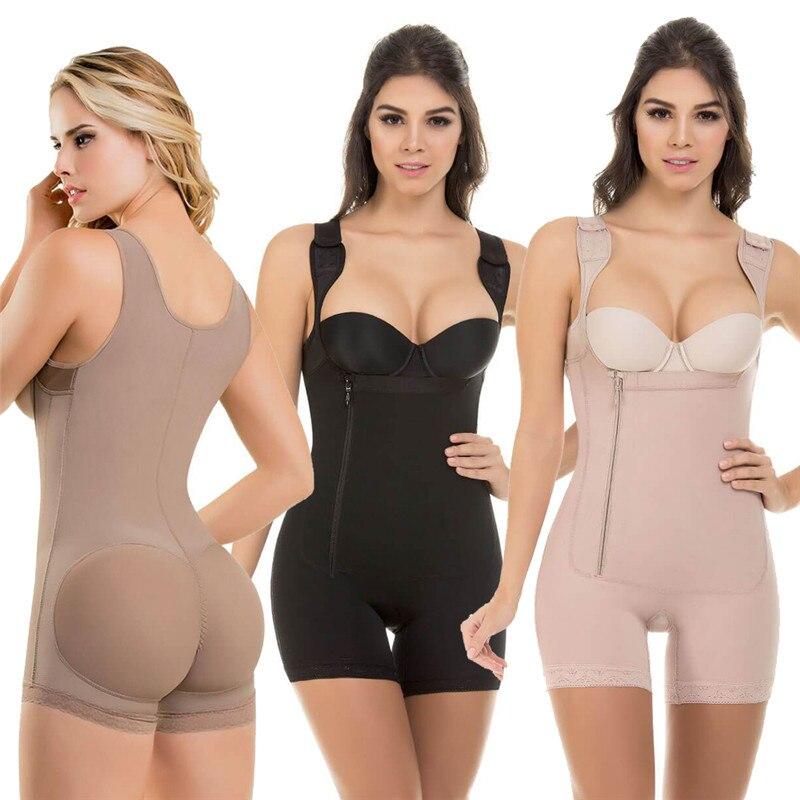 Slimming Underwear Shapewear Bodysuit Women Corsets Shapers Modeling Strap Body Shaper Slim Waist Women Shapers bodysuit (12)