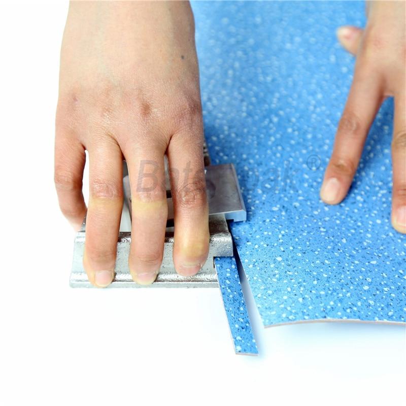 BateRpak PVC grindų sienos pjaustytuvas, aliumininis rankenų - Rankiniai įrankiai - Nuotrauka 2