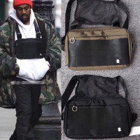 ALYX Backpacks Kanye West Bag Unisex Fashion Men Women Small Back Pack Resin Mesh Soft Handle Softback ALYX Backpack