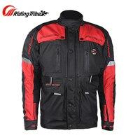PRO BIKER Men S Motocross Motorcycles Coat Windproof Waterproof Jackets Motorcycle Racing Jaqueta Clothing Removable Protectors