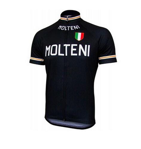 Prix pour MOLTENI 2017 cyclisme vêtements maillot seulement maillot cyclisme mountain bike bicicleta vtt ropa ciclismo vente chaude pro équipe