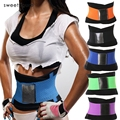 Waist Trainer Corset Hot Shapers Slimming Belt Suit Women Underwear Waist Shaper Corrective Modeling Strap Tummy Girdle
