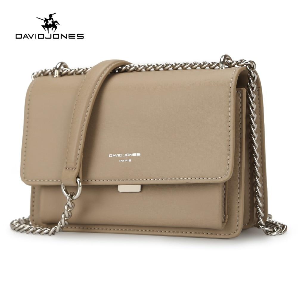 Kaufen Günstig DAVIDJONES Frauen Handtasche Faux Leder