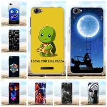 For BQ S 5059 Strike Power Case Thin Soft TPU Silicone BQ-5059 Cover Animal Patterned BQS Capa