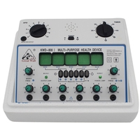KWD 808 I Multi Purpose Health Care Relax Detect Acupuncture Acupoints 6 Channels Output Patch Massager