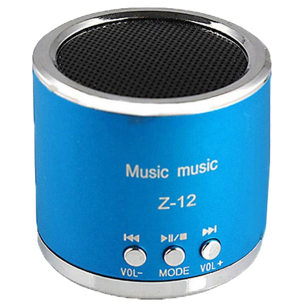 MP3 Player TF Card mini SD Wireless USB FM Radio Mini Portable Speaker