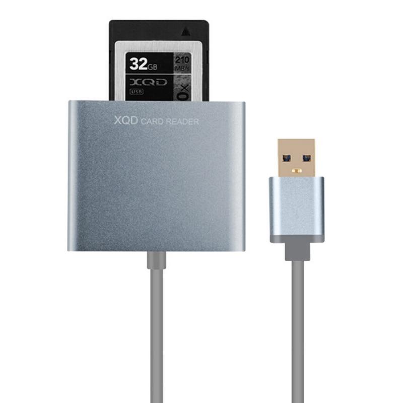 Xqd USB3.0 alta velocidad USB tarjeta xqd lector